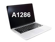 MacBook Pro A1286 Repairs (15-inch, Year 2008-2012)