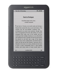 Amazon Kindle 3 / The Kindle Keyboard Repairs