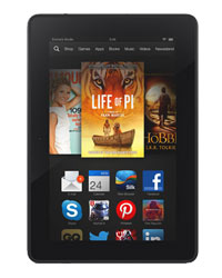 Amazon Kindle Fire HDX 7-inch Repairs