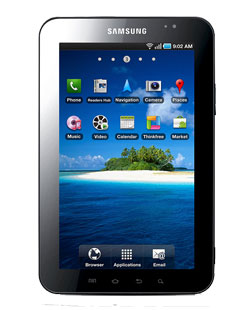 Samsung P1000 Galaxy Tab repair