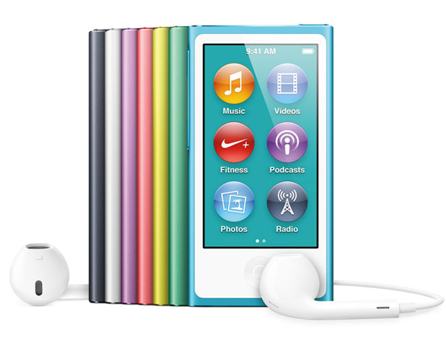 iPod Nano 7th Gen Repairs