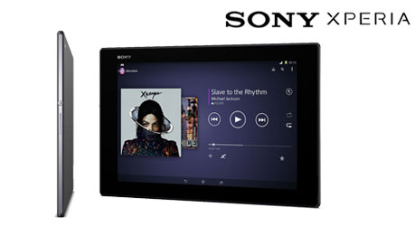 Sony Xperia Tablet Repairs