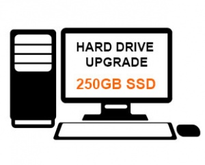 Desktop Computer 250GB SSD Hard Upgrade / Replacement Service