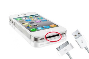 iPhone 4S Charging Port Repair Service