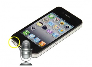 iPhone 4 Microphone Repair Service