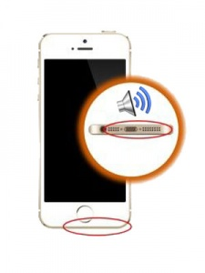 iPhone 5 Loud Speaker Repair Service
