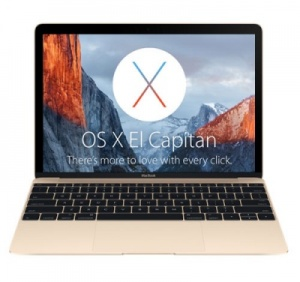 MacBook A1534 OS X Operating System Repair or Reinstall Service