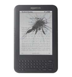 Amazon Kindle 3 Screen Replacement