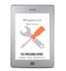 Amazon Kindle Touch Diagnostic Service