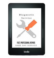 Amazon Kindle Voyage Diagnostic Service