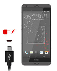 HTC Desire 530 Charging Port Repair Service