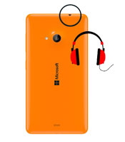Microsoft Lumia 550 Headphone Jack Repair