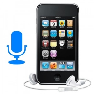 iPod 3rd Gen Microphone Repair