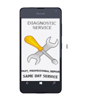 Microsoft Lumia 635 Diagnostic Service / Repair Estimate