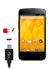 Google Nexus 4 Charging Port Repair Service