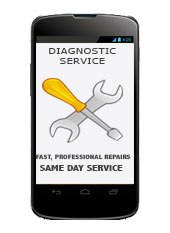 LG Nexus 4 Diagnostic Service / Repair Estimate