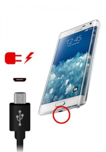 Samsung Galaxy Note Edge Charging Port Repair Service