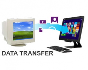 HP Computer Data Transfer