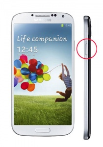 Samsung Galaxy S4 Power Button Repair