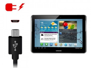 Samsung Galaxy Tab 2 (GT-P5110) Charging Port Repair