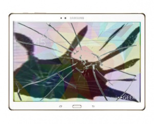 Samsung Galaxy Tab 4 (SM T535, 10.1-inch) LCD Display + Touch Screen Repair