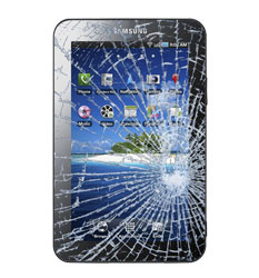 Samsung Galaxy Tab (GT-P1000, 7-inch) Screen Repair
