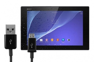 Sony Xperia Z2 Tablet Charging Port Repair