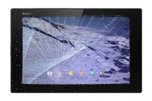 Sony Z2 Tablet Screen Repair