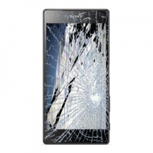 Sony Z1 Front Screen Repair