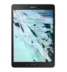 Samsung Galaxy Tab A (SM-T555) LCD screen (Internal Display Screen) Repair