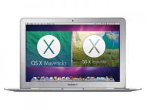 MacBook Air A1466 OS X Operating System Repair or Reinstall Service