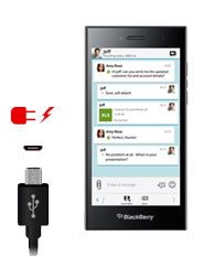 Blackberry Leap Z20 Charging Point Repair