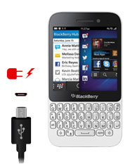 Blackberry Q5 Charging Port Repair Service