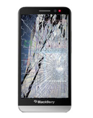 Blackberry Z30 Cracked, Broken or Damaged Screen Repair