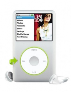 iPod Classic 6th gen Click Wheel Replacement