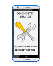 HTC 820 Diagnostic Service / Repair Estimate