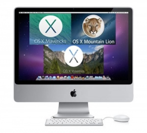 iMac Apple OS X Operating System Repair or Reinstall Service