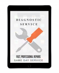 Apple iPad Pro 10.5-inch Diagnostic Service