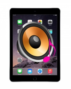 Apple iPad Air Loud Speaker Repair