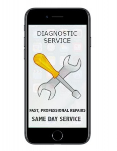 iPhone 7 Diagnostic Service / Repair Estimate