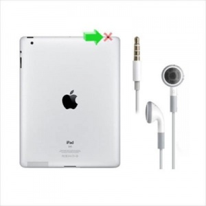 Apple iPad 3 Headphone Jack Repair