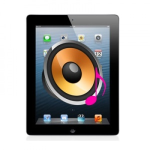 Apple iPad 4 Loud Speaker Repair