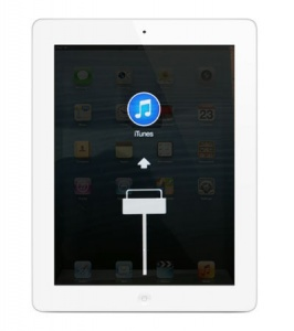 Apple iPad 4 Software Restore