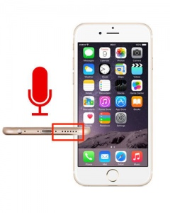 iPhone 6S Microphone Repair Service