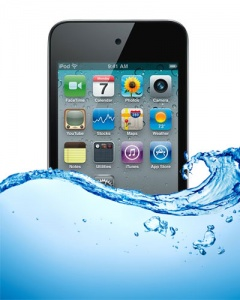 iPod Touch 4th Gen Water Damage Diagnose Service
