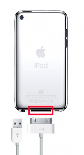 iPod Touch 2nd Gen Charging Connection Repair