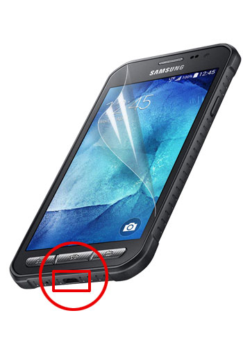 check out 6ae04 54e67 Samsung Galaxy Xcover 3 Charging Port Repair