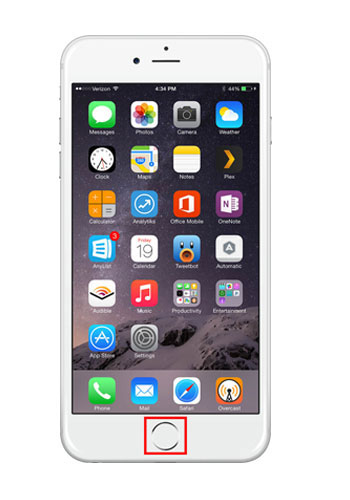 Iphone 6s Plus Home Button