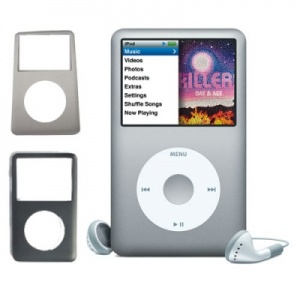 iPod Classic 7th gen Front Housing Replacement