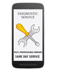 Motorola Moto X Play  Diagnostic Service / Repair Estimate
